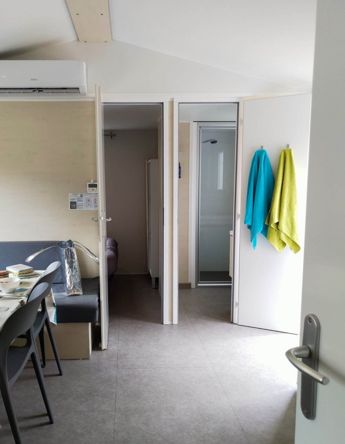 La Chambre n°1 et la salle d'eau